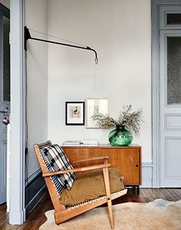 Décoration d'intérieur à Lille - Ambiance vintage